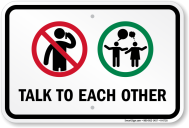 talk-to-each-other-sign-k-0735
